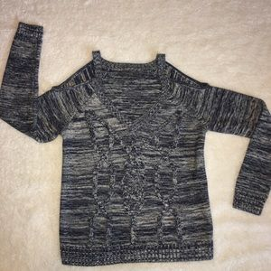 Guess Cold Shoulder Sweater